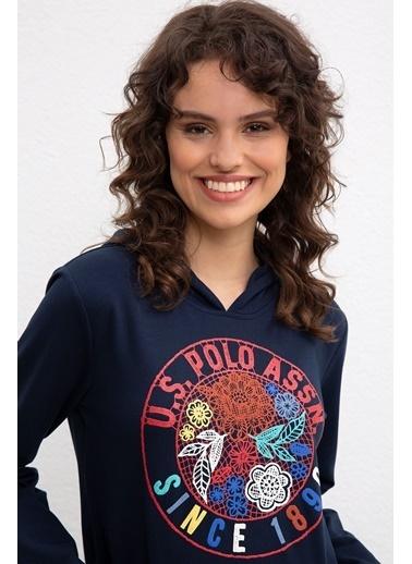 U.S. Polo Assn. Sweatshirt Lacivert